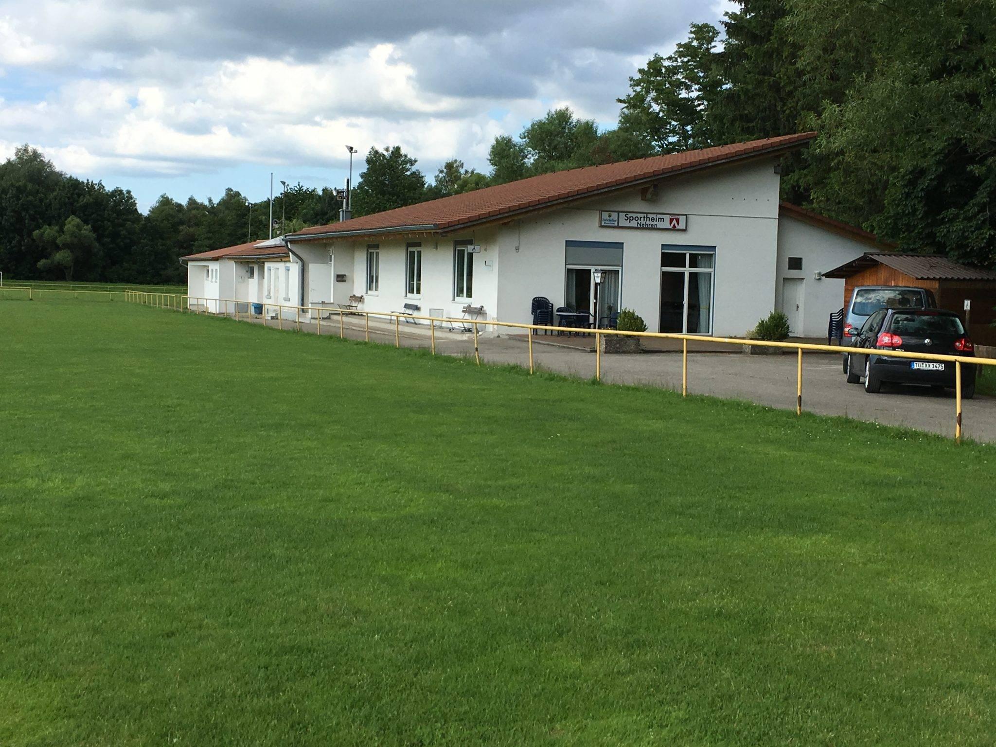 Sportheim bis 21. Juni geschlossen