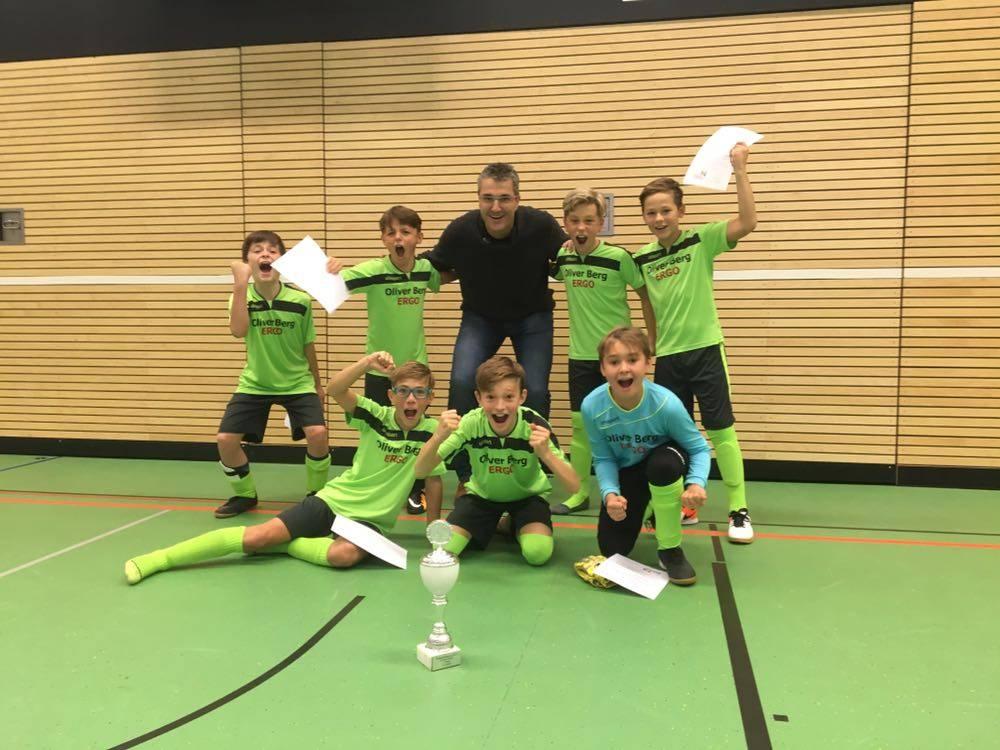 [E] Turniersieg beim SV Wurmlingen
