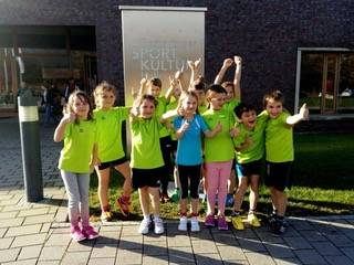 Leichtathletik-AG  goes Wettkampf