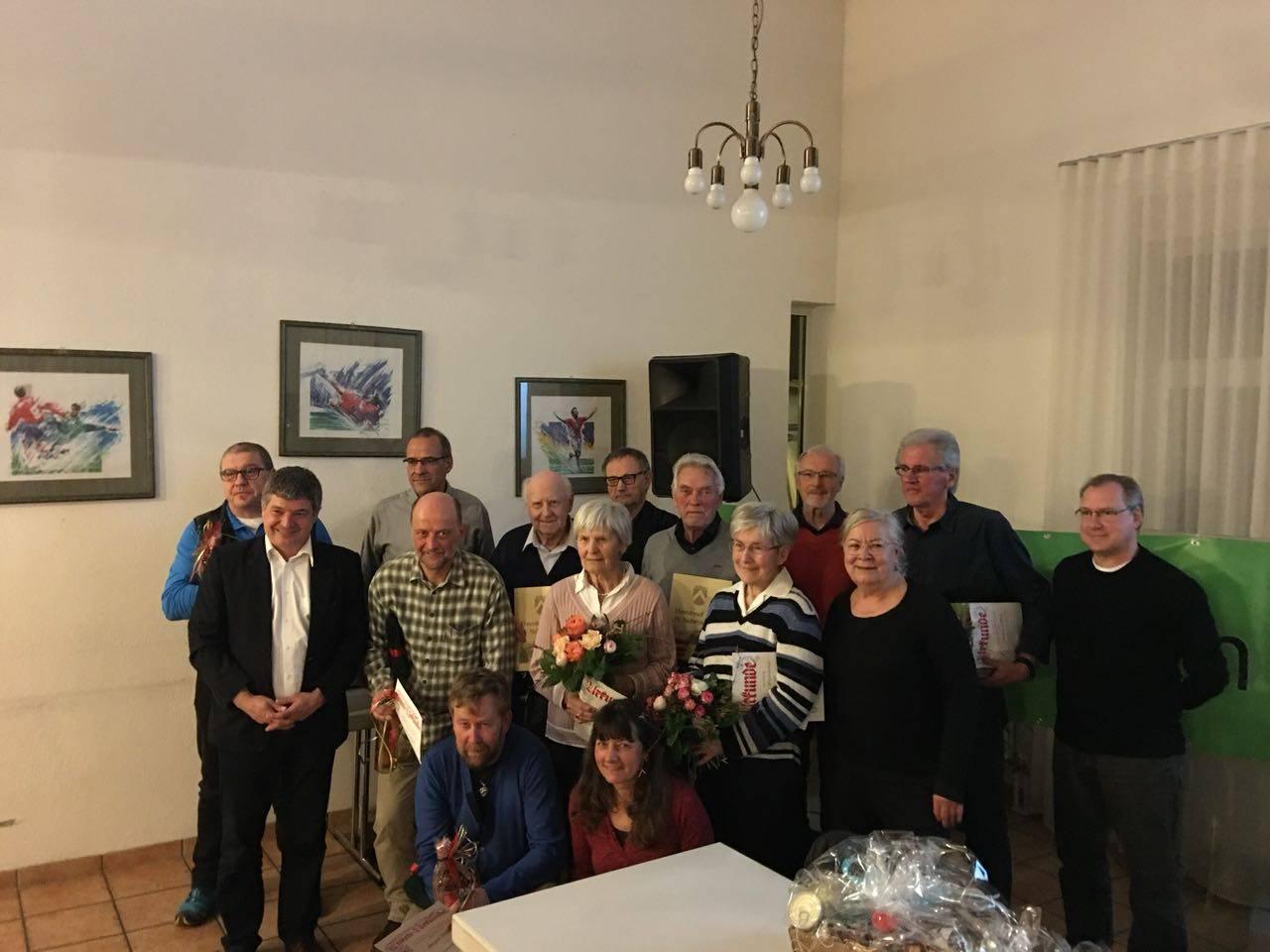 Rückblick Jahreshauptversammlung 2018