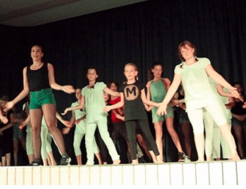 Rückblick Tanzevent