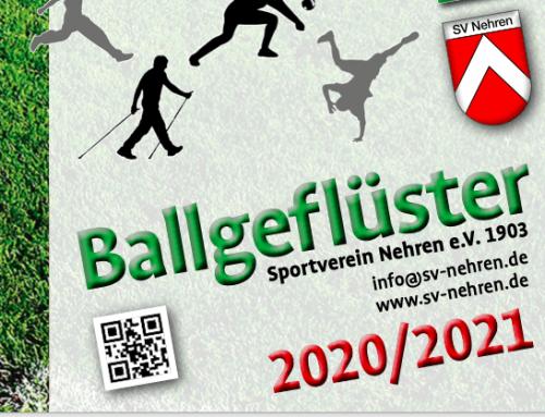 Ballgeflüster 2020/2021