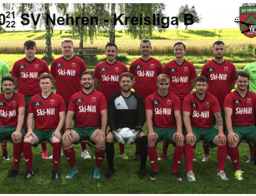 Start in die Kreisliga Saison 2021/2022